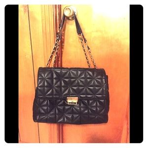 Large black Steve Madden bag